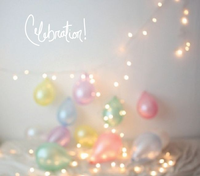 Love the metallic balloons and wtinkling lights. #PillingersHire #PartyHire #NYE