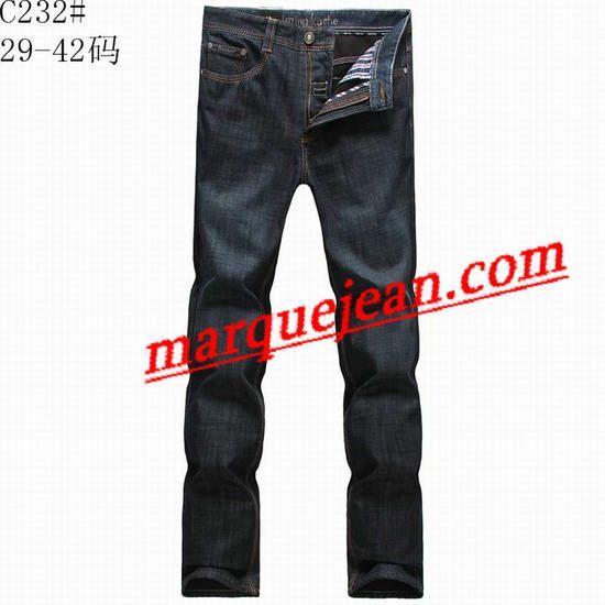 Vendre Jeans Calvin Klein Homme H0015 Pas Cher En Ligne.