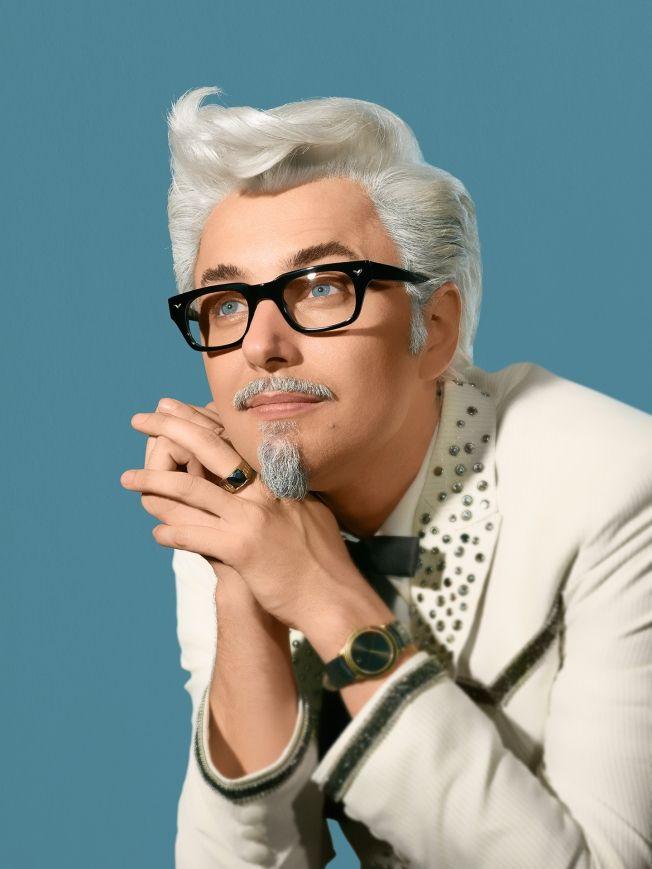 『新生カーネルおじさん』は青い目のイケメン?! 予想外の展開に注目を集めるKFCのブランドPR | AdGang