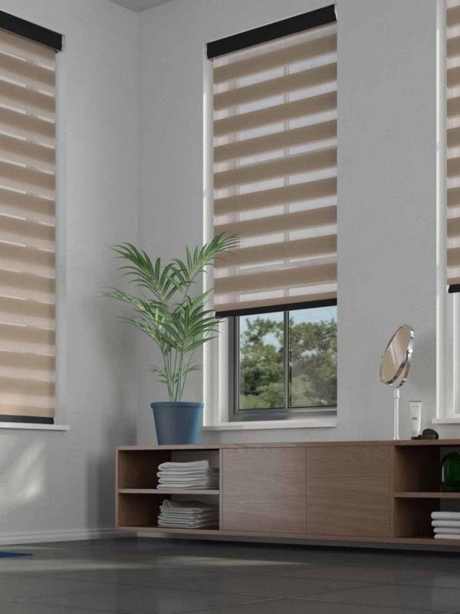 Duo Roller Serenity Stone Blind