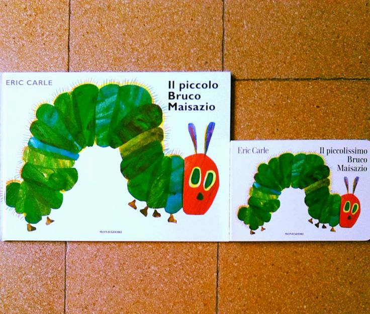 CiaU: Il PICCOLO piccolissimo Bruco Maisazio - una lettura in musica con il Piccolo Bruco di Eric Carle.
