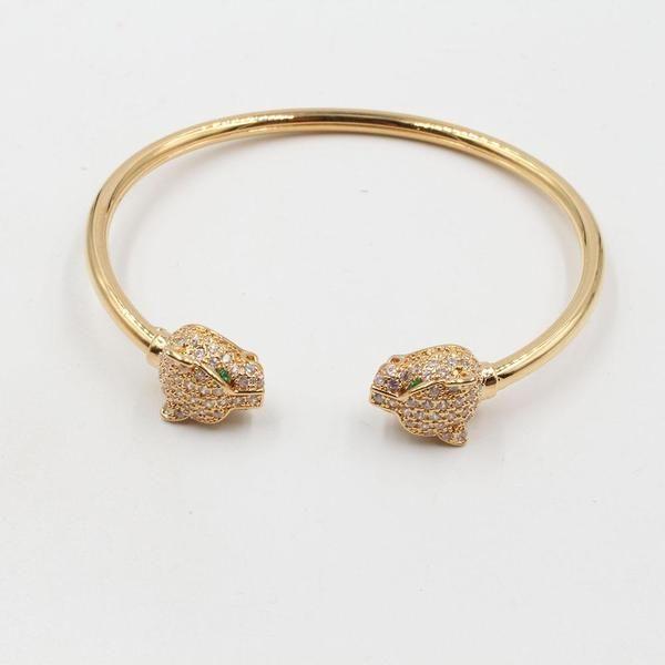 اسواره كارتير بانقل زركون موقع جويل Gold Jewelry Bracelets
