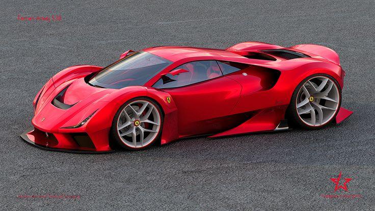 Mark Motors Audi >> Ferrari Areej 538 by ThebianConcepts | THEBIAN CONCEPTS ...