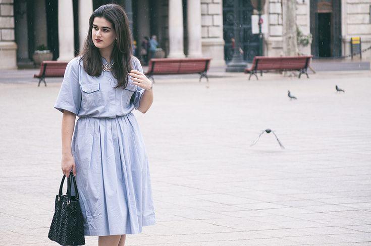 something fashion blogger valencia spain vintage