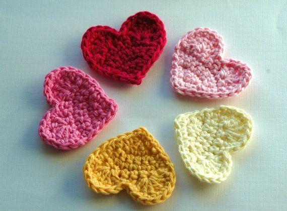 Way better than my crochet hearts