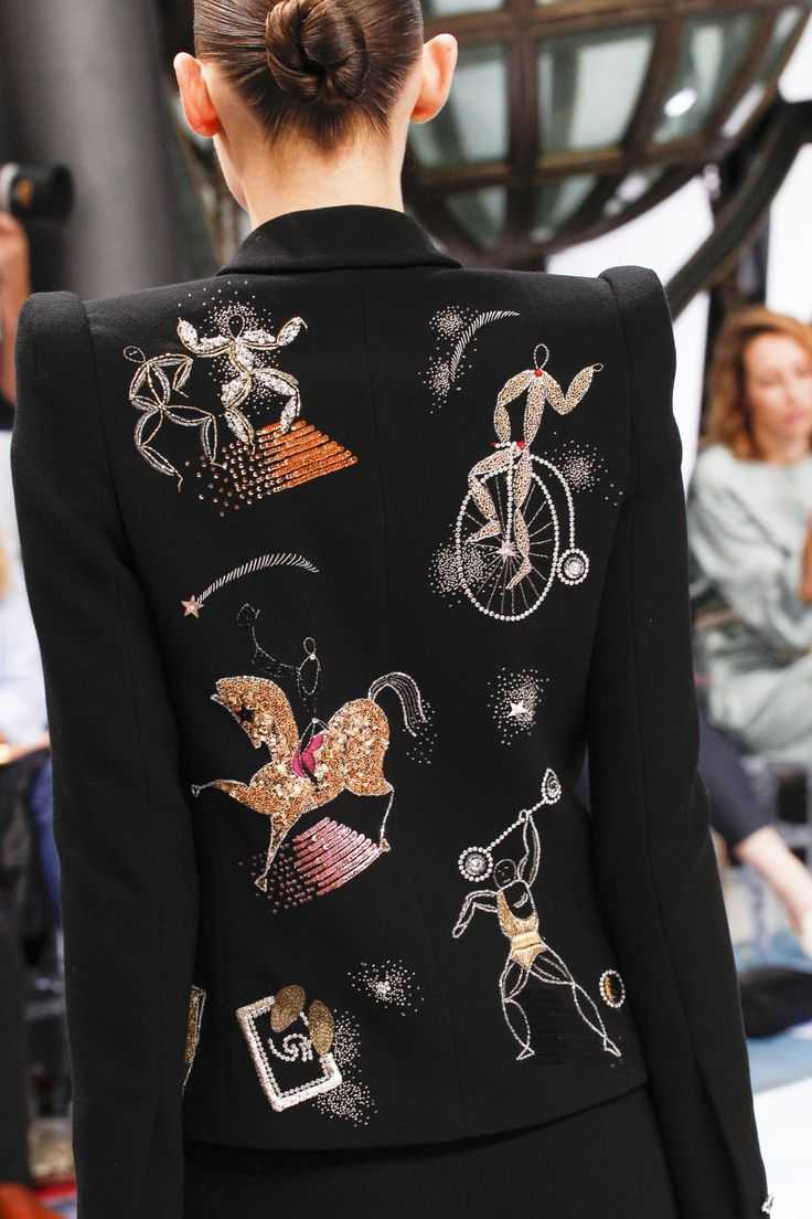 79 Pinterest Images On Embroidery Джинсы Best Деним Couture Down ZnBwP7Zx