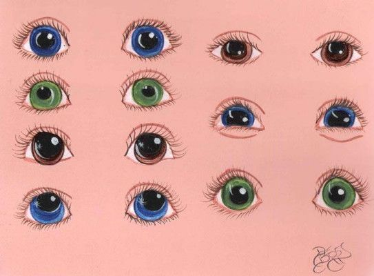 :ojos ojos