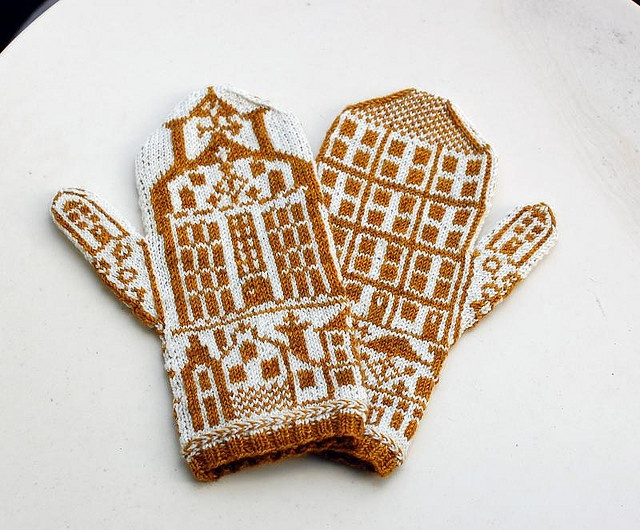 Mittens A Handful of Houses by osloann, via Flickr