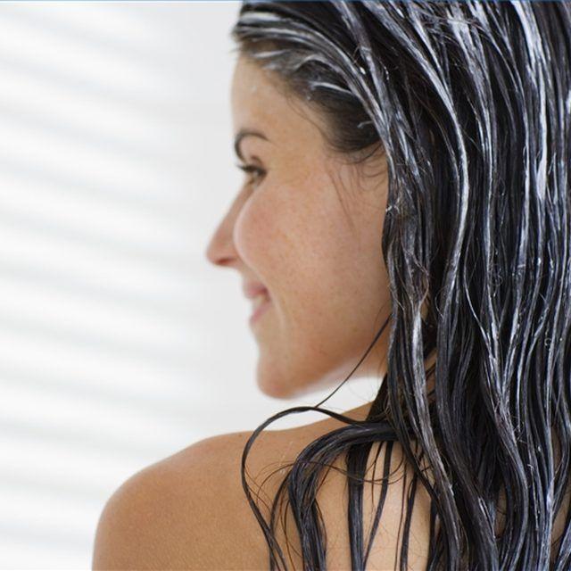 Make Egg Yolk Hair Conditioner