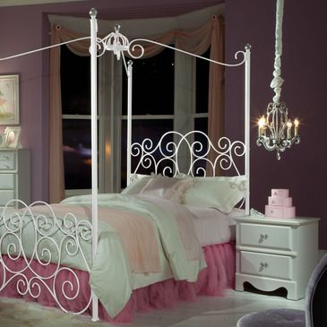 every little girl will be a princess with our frilly metal canopy princess bed as the canopy bedroom setsgirls