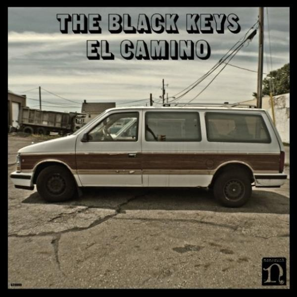 The Black Keys - El Camino (ok, it's from 2011 but still had enough juice to stay in on high rotation for all of 2012)