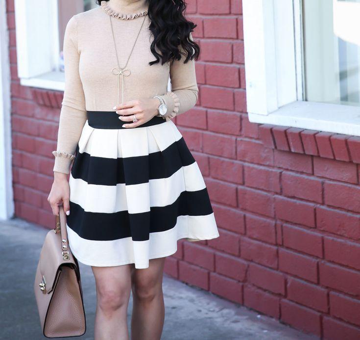 Best skirt styles for petite women — photo 12