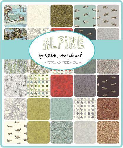Alpine - Charm Pack