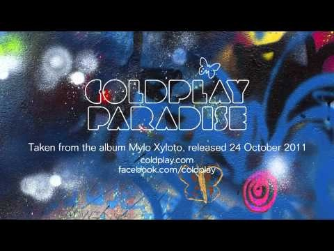 """""""Paradise"""" - Coldplay. Yet another brilliant, new single. I am loving this album already! #Coldplay #MyloXyloto"""