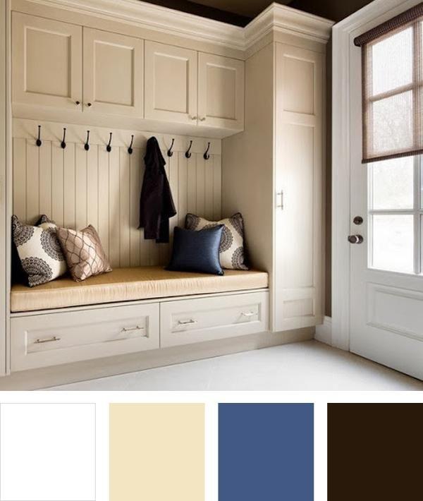 Цветовые решения для прихожей — Наши дома