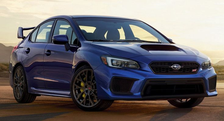 New Subaru WRX Still Two And A Half Years Out