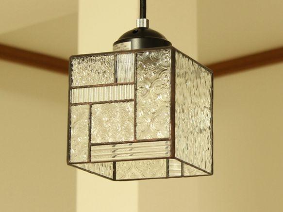 クリアガラスのペンダントライト|ライト・ランプ|ハンドメイド通販・販売のCreema