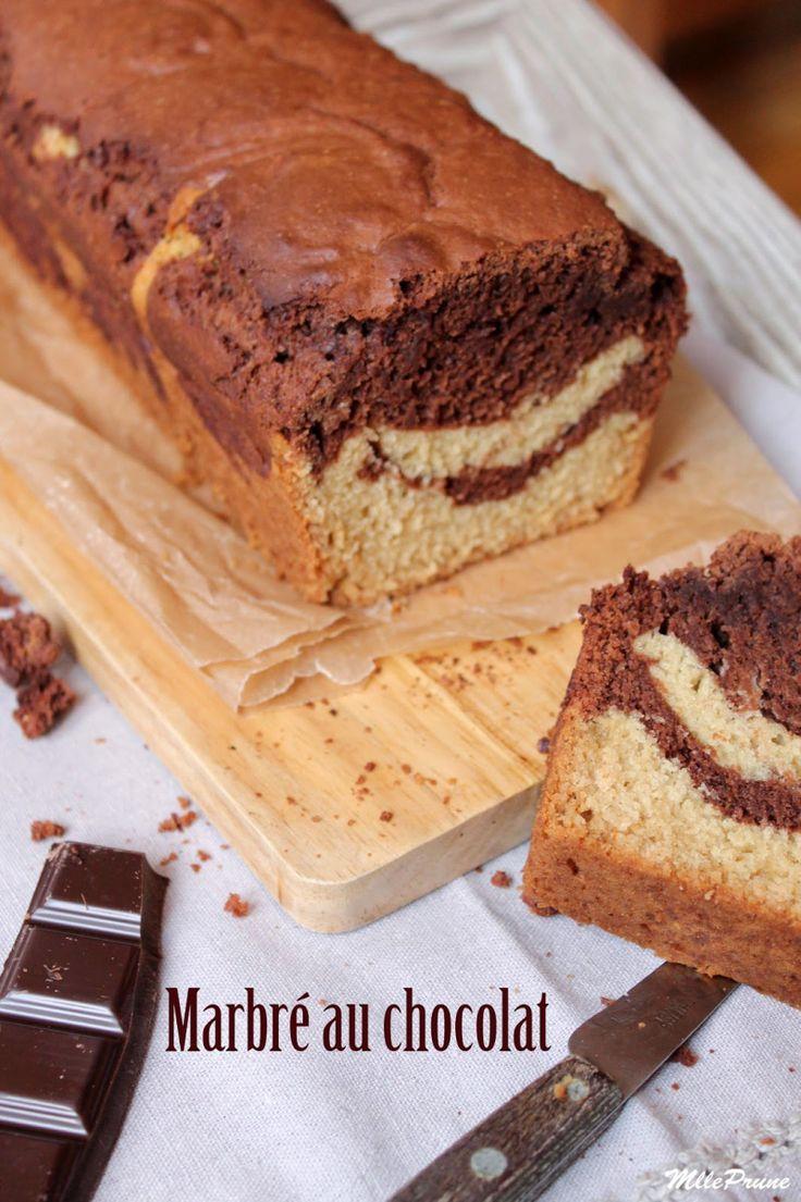 Je suis assez fière de vous présenter mon tout premier marbré vegan ! Je suis vraiment contente d'avoir réussi à faire un gâteau qui ressemble à s'y méprendre à celui que me faisait ma grand-mère q...