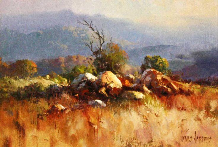 Australian Paintings Artists