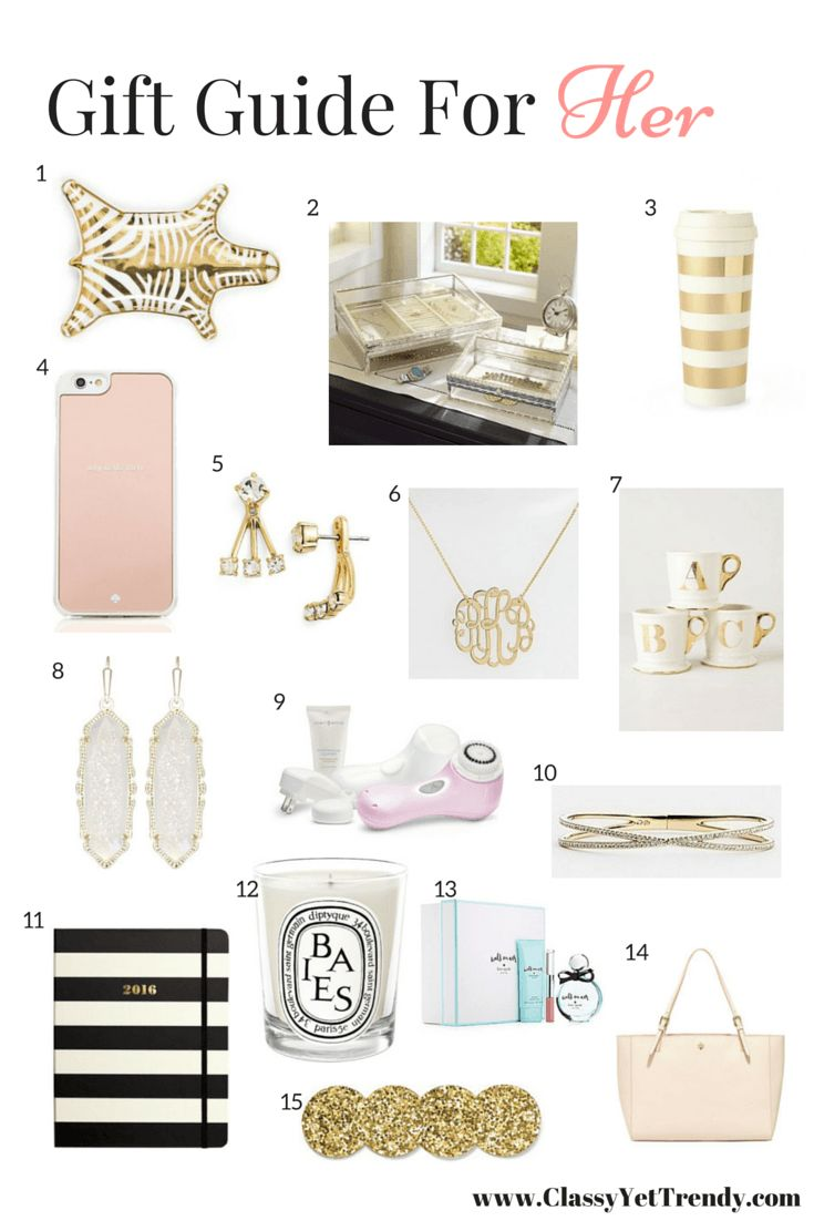 Most Popular Christmas Gifts 2016 For Her Part - 26: The Best And Most Popular Gifts For Her, This Holiday Season!