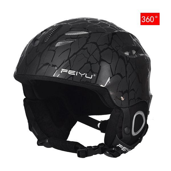 FeiYu Breathable Ultralight Skiing Helmet CE Certification Snowboard Skateboard Helmet Men Women #skateboardingwomen