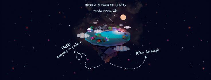3 IdaysI SMOKED OLIVES – Singurul festival de muzică electronică din România desfășurat pe o INSULĂ