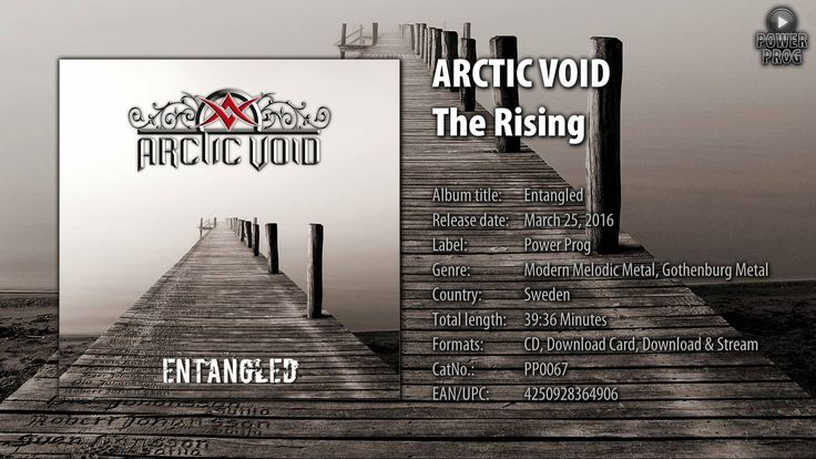ARCTIC VOID - The Rising (Official Audio)