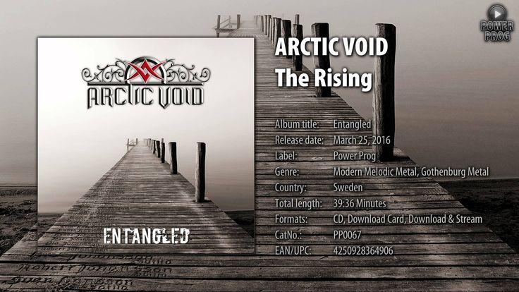 ARCTIC VOID - The Rising (Official Audio)