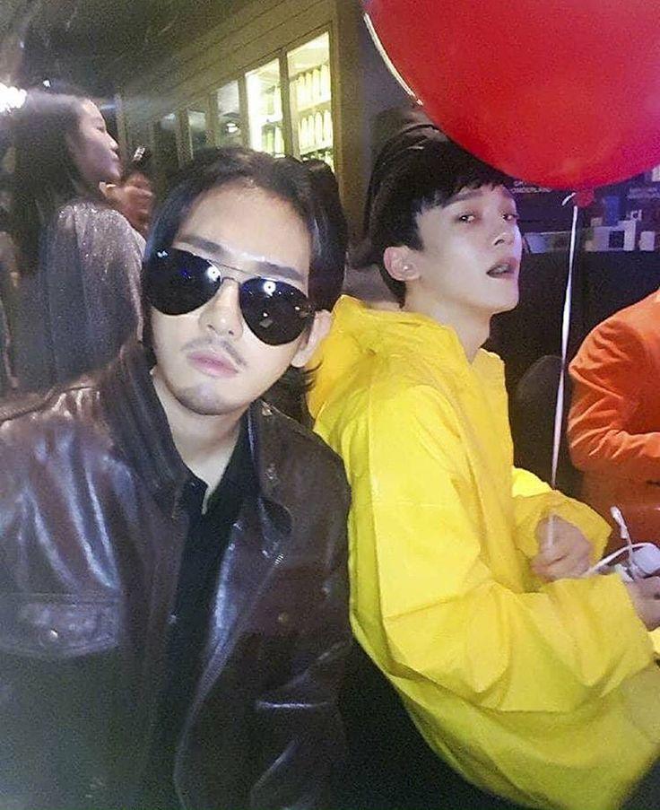 BaekChen #Halloween2017SMParty