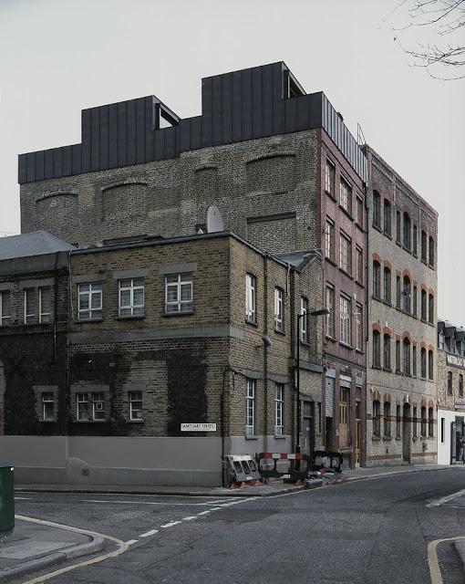 HIC Arquitectura » Dow Jones Architects > Lant Street, Londres