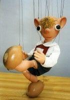 hurvinek puppets