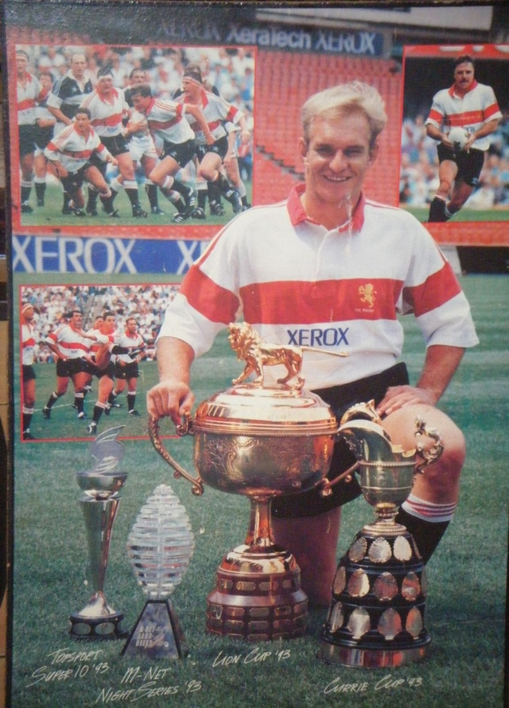 Francois Pienaar Lions legend http://likerugby.blogspot.com/
