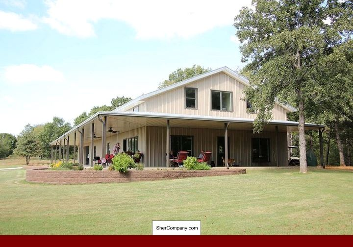 Enjoyable Metal Building Home Kits Missouri And Photos Of Metal Download Free Architecture Designs Rallybritishbridgeorg