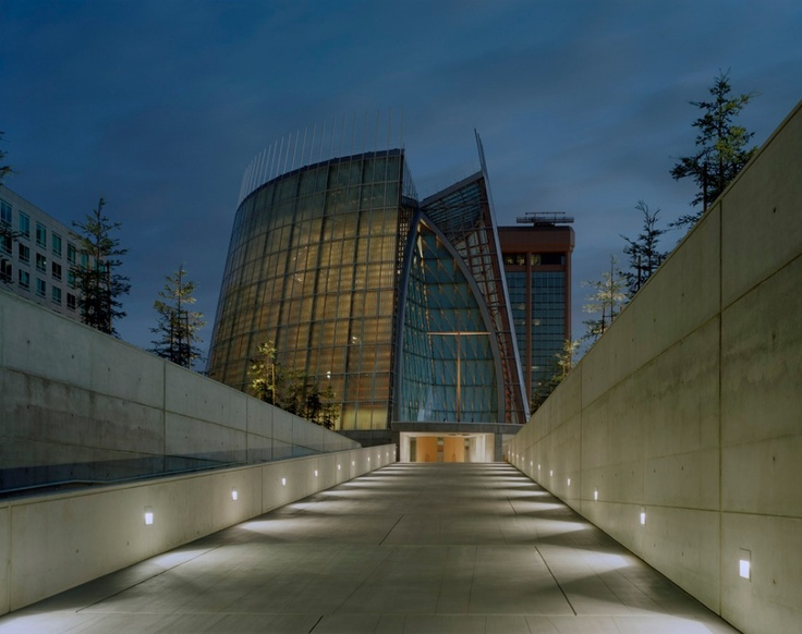 Skidmore, Owings & Merrill, Cathedral of Christ the Light in Oakland
