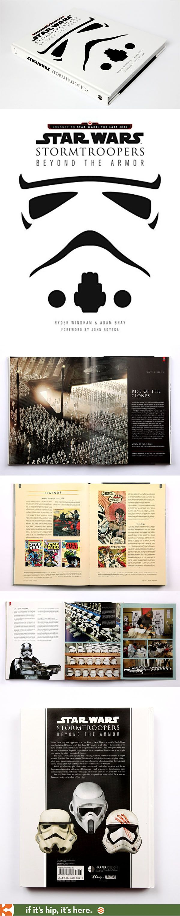 373 best books beautiful brilliant and best buy worthy coffee star wars stormtroopers behind the armor this unique and beautifully designed compendium with removable features traces one of the franchises most geotapseo Choice Image