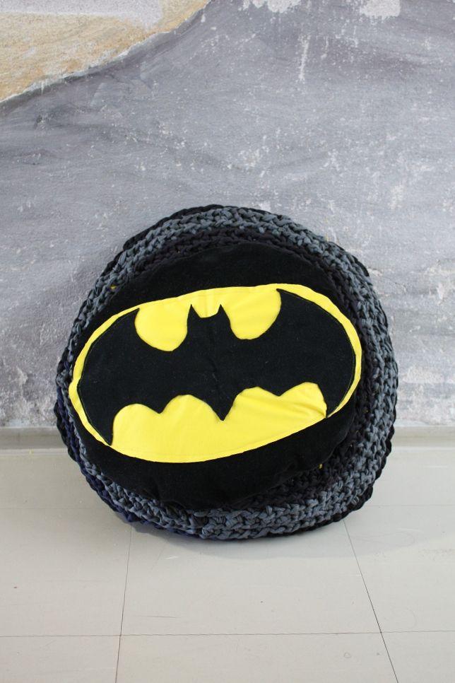 Batman cushion made by Lotta