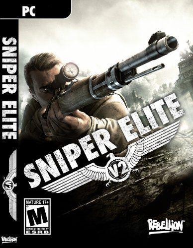 Sniper Elite V2 [Online Game Code]: http://www.amazon.com/Sniper-Elite-Online-Game-Code/dp/B008K2WRYC/?tag=credrepa0a-20