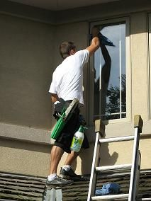 This licensed and insured sanitation company has a team of professional technicians who specialize in gutter and window washing services. Check out their gutter cleaning prices.