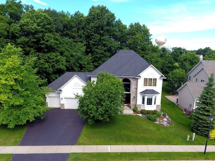 8824 Woodhill Dr, Savage, MN 55378. 4 bed, 2.5 bath, $525,000. Former parade model ...