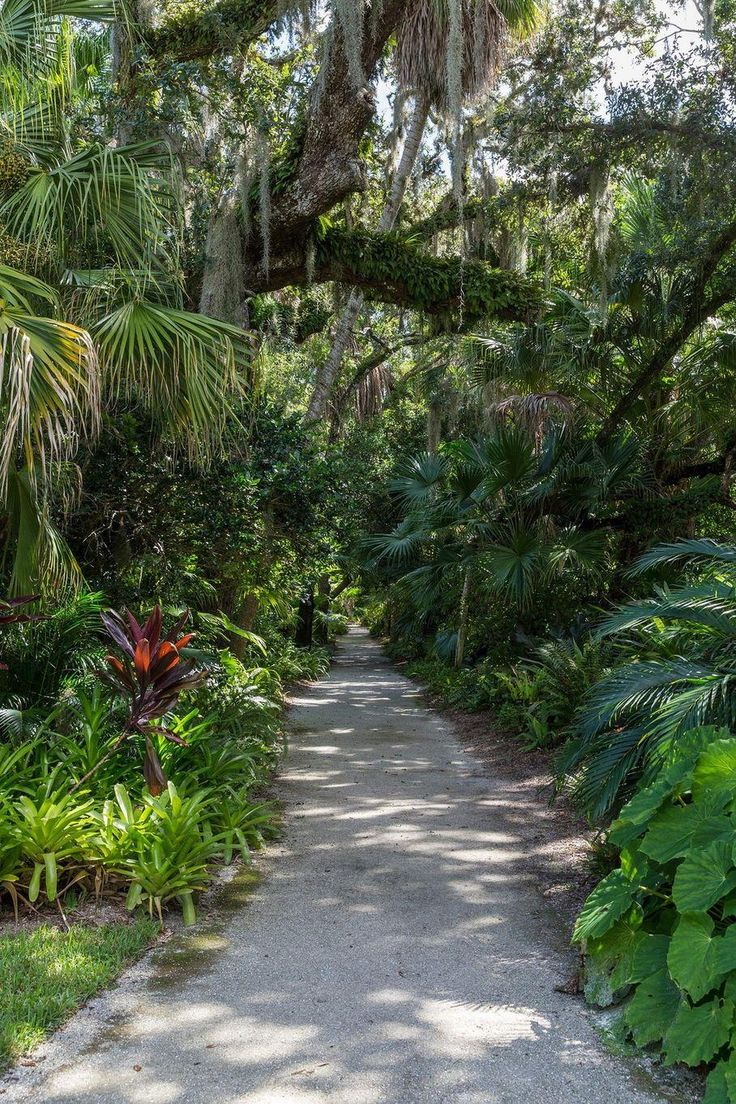 McKee Botanical Garden in Vero Beach, Florida: another public garden ...