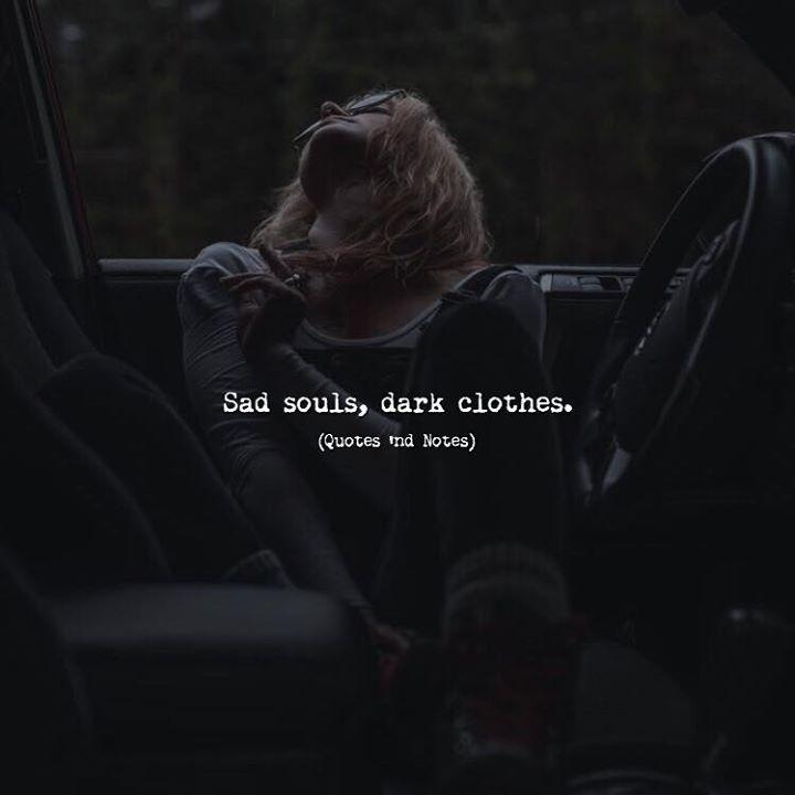 Sad souls dark clothes. via (http://ift.tt/2wHEJDY)