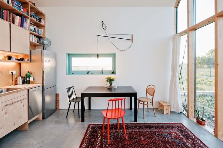 casa del caso: IST-House de ramen en de keuken!