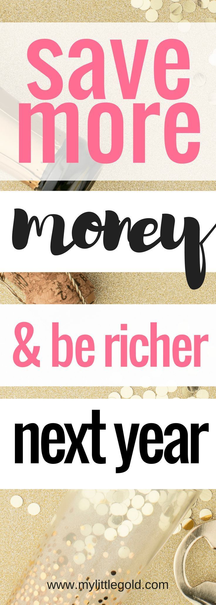 How To Be Rich At Any Age - My Little Gold