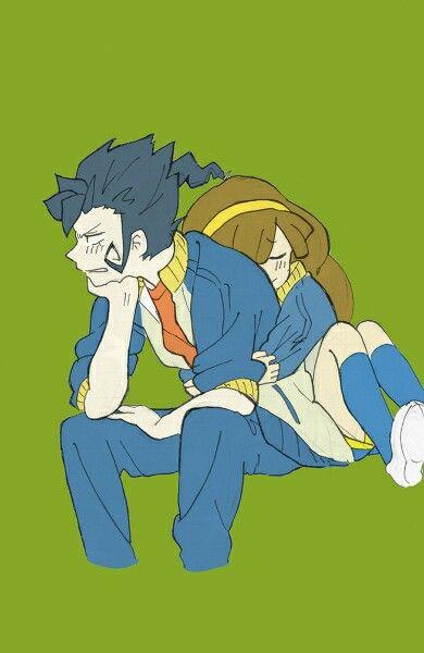 Kinako and Tsurugi