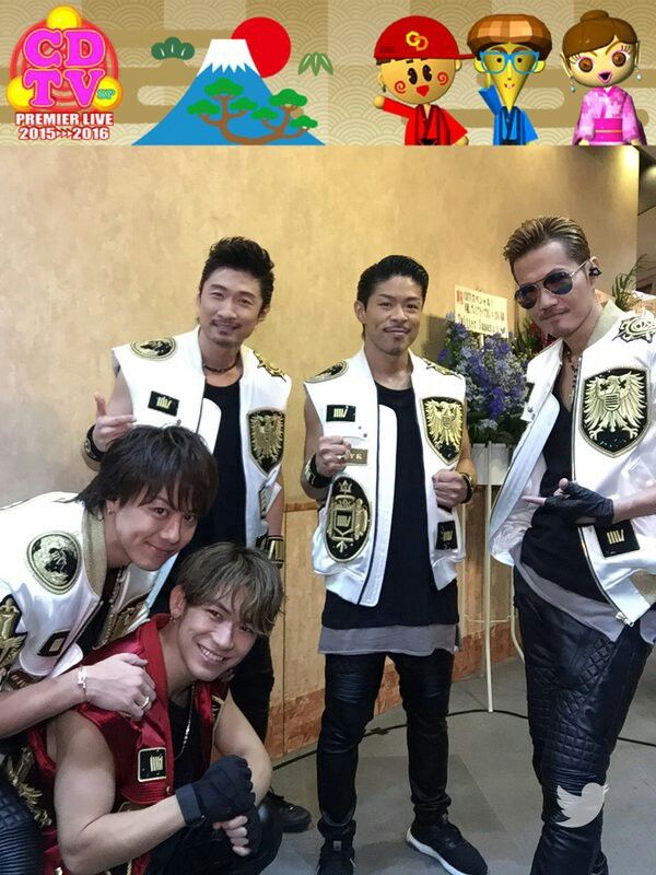 Naoto & Atsushi & Matsu & Makidai & Takahiro