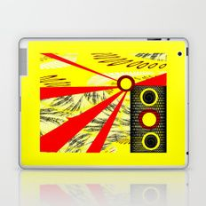 Yellowrange Laptop & iPad Skin