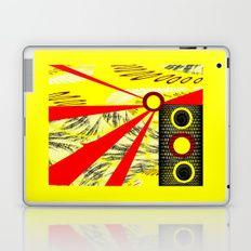 Yellowrange Laptop & iPad Skin