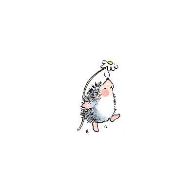 strolling hedgehog    Product No: 1725D