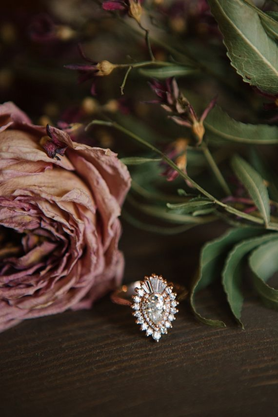 Heidi Gibson Engagement Rings. Photo by Claire Marika Photography http://www.clairemarika.com/
