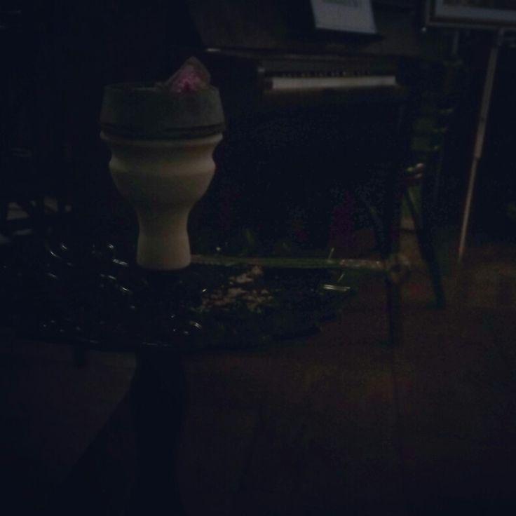 Caffè dell'artista, one of the best hookahs in the Prague